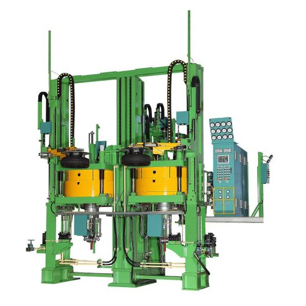 LTR TIRE VULCANIZATION MOLDING MACHINE(CLOSING MOLD)