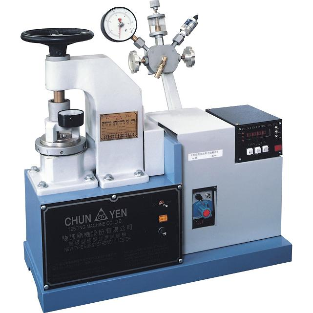Paper Testers-Digital Type Bursting Strength Tester
