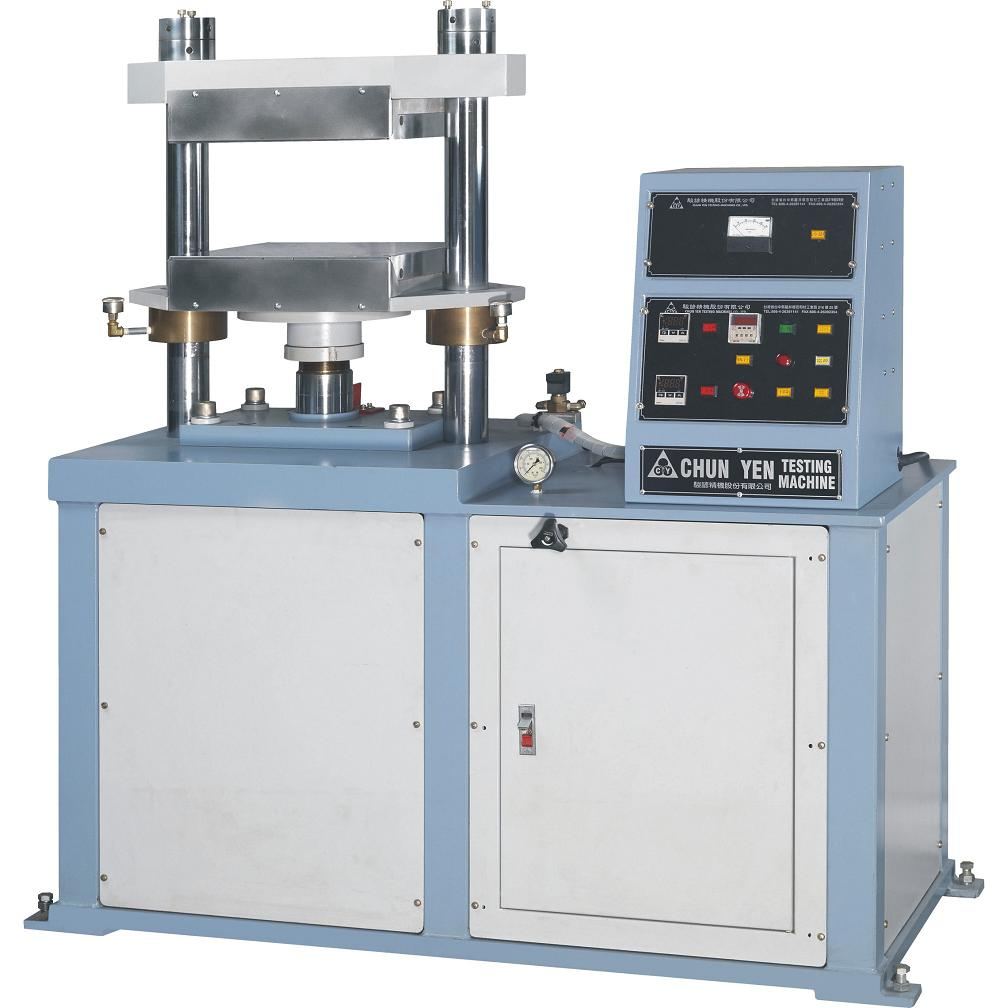 Rubber Testers-Micro Computer Hot Press Molding Tester
