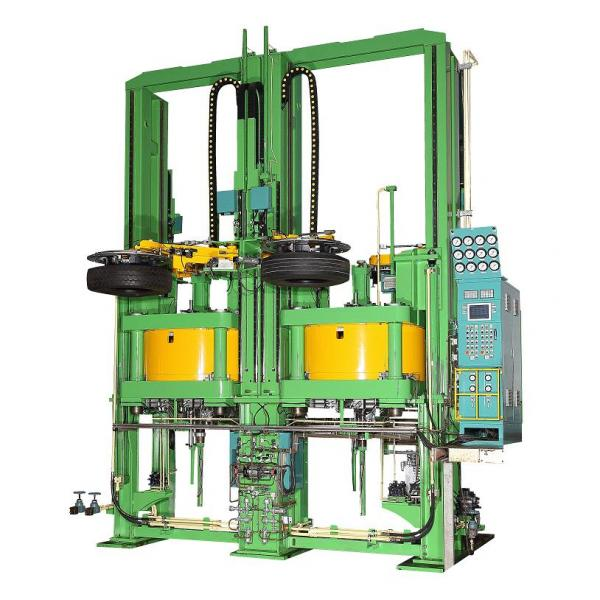 TBR TIRE VULCANIZATION MOLDING MACHINE(CLOSING MOLD)
