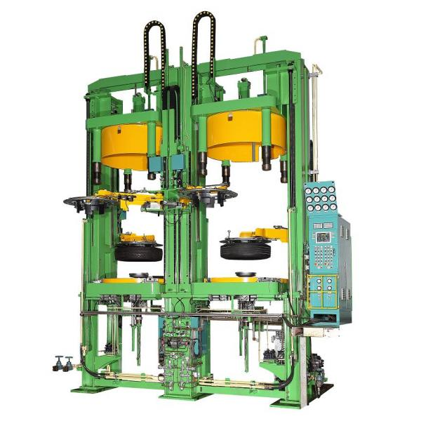 TBR TIRE VULCANIZATION MOLDING MACHINE(OPENING MOLD)