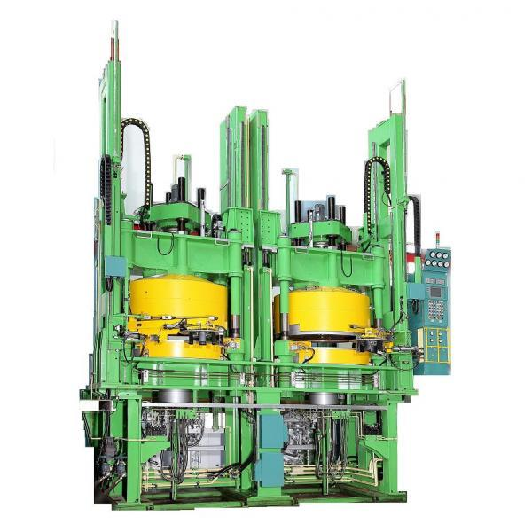 TBR TIRE VULCANIZATION MOLDING MACHINE(AFV TYPE)