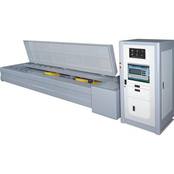 Uninversal Tensile Testers-50 Ton Micro Computer Servo Hydraulic Horizontal Material Tester