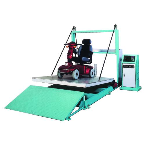 Power Wheelchair Testers-Electric Car ( For Disable People ) Slope Balance Tester